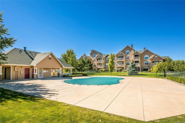 18959 E Warren Drive F-103, Aurora, CO 80013 (MLS #5582540) :: 8z Real Estate
