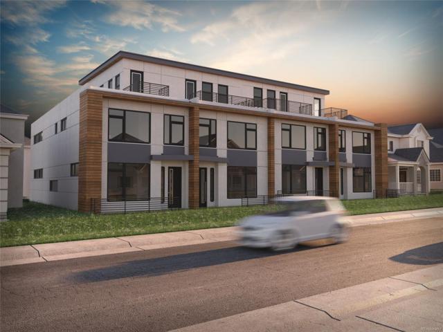 45 N Harrison Street, Denver, CO 80206 (#5583615) :: The Peak Properties Group