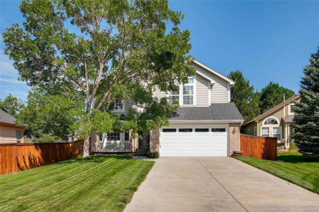 9680 Salem Court, Highlands Ranch, CO 80130 (MLS #5583631) :: The Biller Ringenberg Group