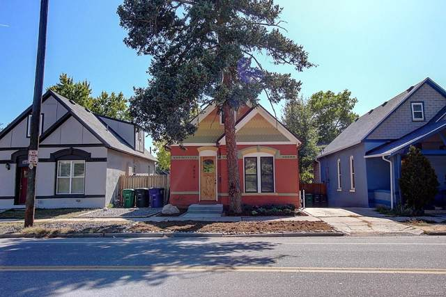 3630 W 29th Avenue, Denver, CO 80211 (MLS #5583750) :: 8z Real Estate