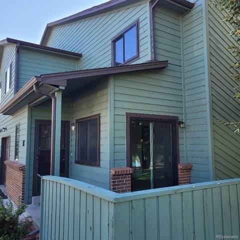 10470 W Jewell Avenue B, Lakewood, CO 80232 (#5583892) :: Own-Sweethome Team
