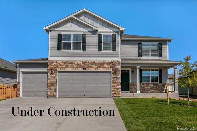 244 Gwyneth Lake Drive, Severance, CO 80550 (MLS #5584067) :: 8z Real Estate