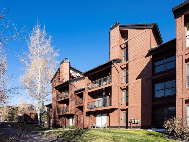 2015 Walton Creek Road #104, Steamboat Springs, CO 80487 (#5584162) :: The DeGrood Team