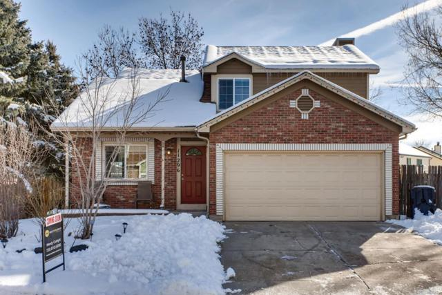 11296 W Bowles Place, Littleton, CO 80127 (#5584454) :: The HomeSmiths Team - Keller Williams
