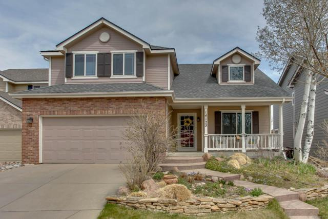 14125 W Warren Circle, Lakewood, CO 80228 (#5584632) :: The Peak Properties Group