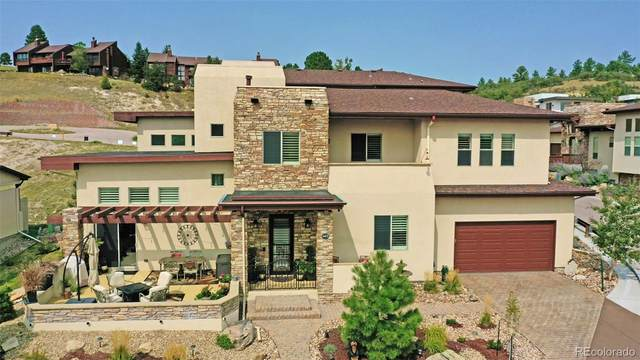 4473 Echo Drive, Larkspur, CO 80118 (#5584687) :: Chateaux Realty Group