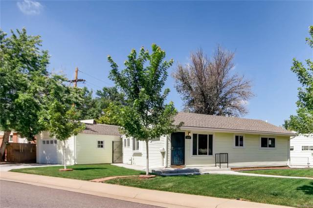 2695 S Hooker Street, Denver, CO 80219 (#5584759) :: The Griffith Home Team