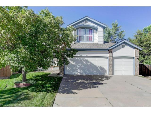 10905 Parker Vista Place, Parker, CO 80138 (#5584923) :: The Griffith Home Team