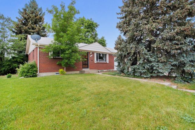 1500 E 112th Place, Northglenn, CO 80233 (#5585399) :: The Heyl Group at Keller Williams