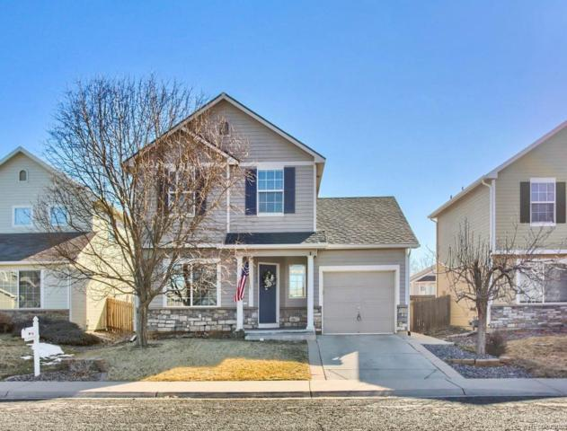 11662 Oakland Drive, Commerce City, CO 80640 (#5585419) :: The DeGrood Team