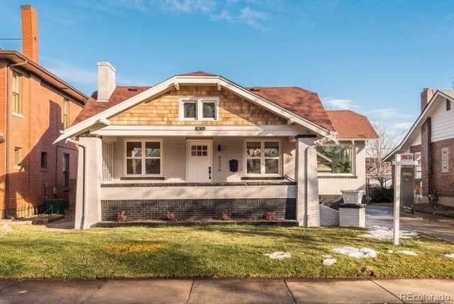 4236 Irving Street, Denver, CO 80211 (MLS #5585520) :: Keller Williams Realty
