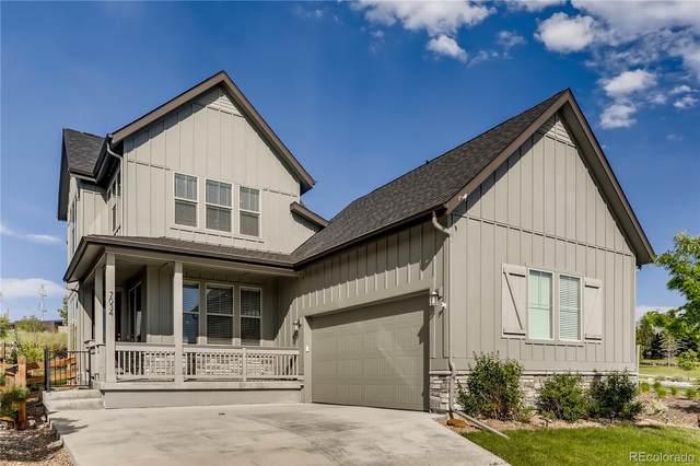 7034 S Buchanan Court, Aurora, CO 80016 (MLS #5585628) :: 8z Real Estate