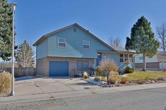 6726 Otis Street, Arvada, CO 80003 (#5585842) :: The Heyl Group at Keller Williams