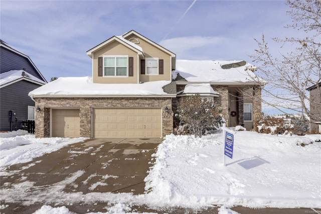 593 Stonemont Drive, Castle Pines, CO 80108 (#5585966) :: The Heyl Group at Keller Williams