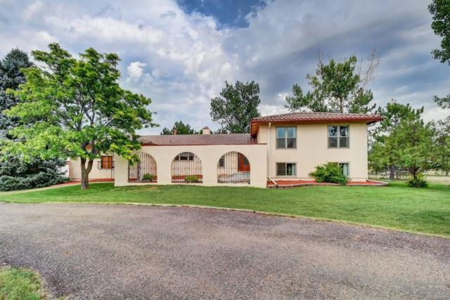 12984 N Third Street, Parker, CO 80134 (MLS #5586342) :: 8z Real Estate
