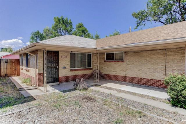 3335 Monroe Street, Denver, CO 80205 (#5586693) :: The Peak Properties Group
