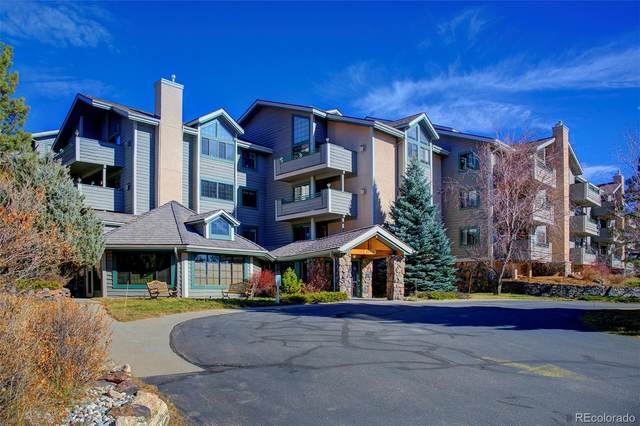 31719 Rocky Village Drive #313, Evergreen, CO 80439 (#5586823) :: The DeGrood Team