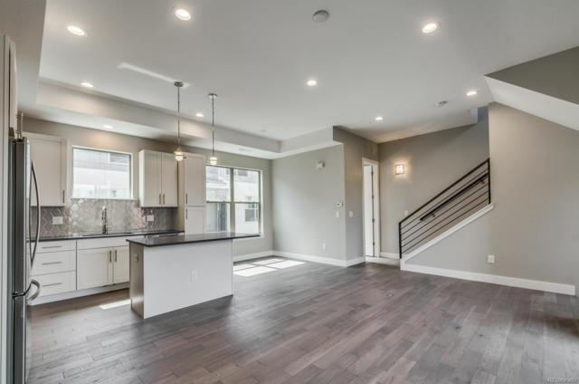 5360 Allison Street B, Arvada, CO 80002 (MLS #5586896) :: 8z Real Estate