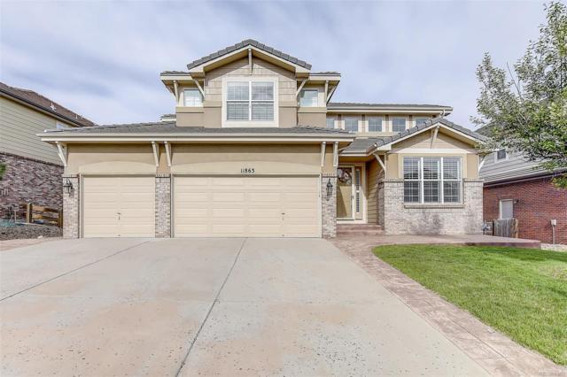 11863 Bent Oaks Street, Parker, CO 80138 (#5586953) :: Wisdom Real Estate