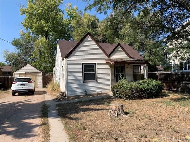 5285 Carr Street, Arvada, CO 80002 (MLS #5586963) :: The Sam Biller Home Team