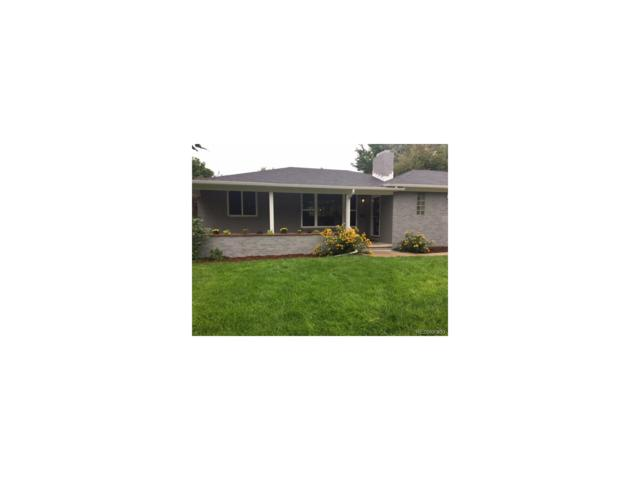 3034 S Madison Street, Denver, CO 80210 (MLS #5587213) :: 8z Real Estate