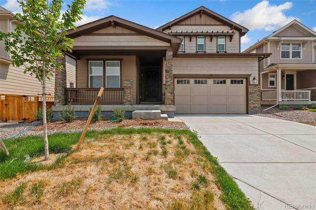 4004 Tangerine Court, Castle Rock, CO 80109 (#5587264) :: The Colorado Foothills Team | Berkshire Hathaway Elevated Living Real Estate