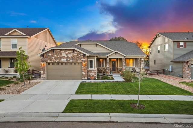 13047 Norway Maple Street, Parker, CO 80134 (#5587445) :: The Healey Group