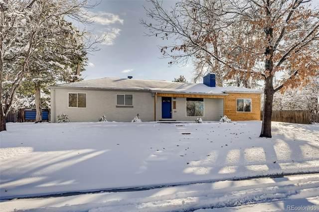 10440 W 13th Place W, Lakewood, CO 80215 (#5588121) :: Venterra Real Estate LLC