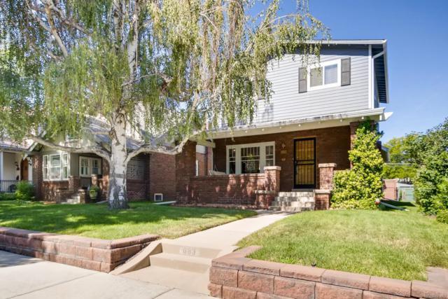 683 S Gilpin Street, Denver, CO 80209 (#5588494) :: The Galo Garrido Group