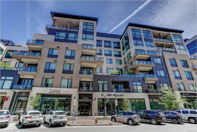 250 Columbine Street #508, Denver, CO 80206 (#5588542) :: Mile High Luxury Real Estate