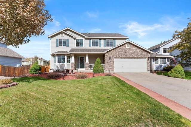 11419 River Run Circle, Commerce City, CO 80640 (MLS #5588632) :: Bliss Realty Group