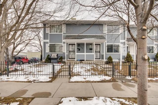3686 N Lafayette Street, Denver, CO 80205 (#5588946) :: Bring Home Denver