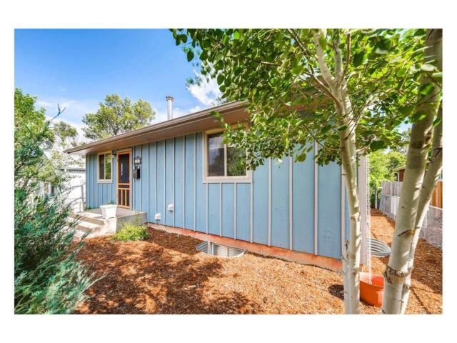610 E Baseline Road, Lafayette, CO 80026 (MLS #5589236) :: 8z Real Estate