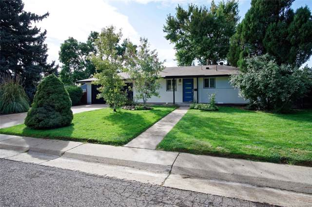 334 W Shepperd Avenue, Littleton, CO 80120 (#5589606) :: The Galo Garrido Group