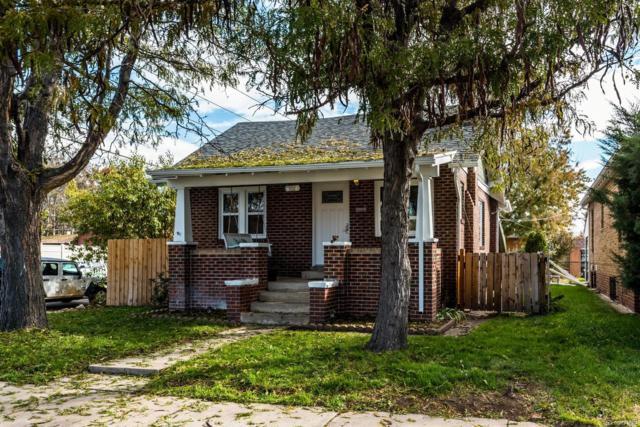 4358 Wyandot Street, Denver, CO 80211 (MLS #5589808) :: Kittle Real Estate