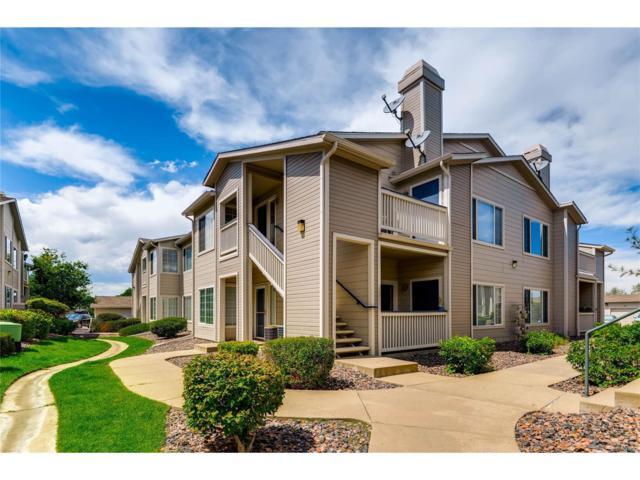 8358 Pebble Creek Way #201, Highlands Ranch, CO 80126 (MLS #5590316) :: 8z Real Estate