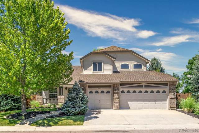 8749 Grand Cypress Lane, Lone Tree, CO 80124 (#5590325) :: Re/Max Structure
