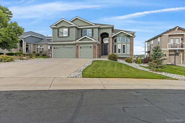 11449 Canterberry Lane, Parker, CO 80138 (#5590335) :: The HomeSmiths Team - Keller Williams