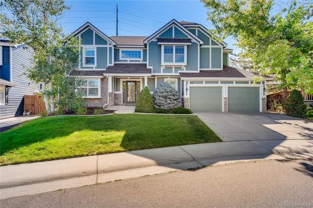 8982 Chestnut Hill Lane, Highlands Ranch, CO 80130 (#5590364) :: The Scott Futa Home Team