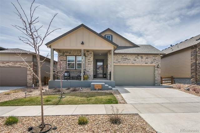 18876 W 93rd Avenue, Arvada, CO 80007 (MLS #5590672) :: 8z Real Estate