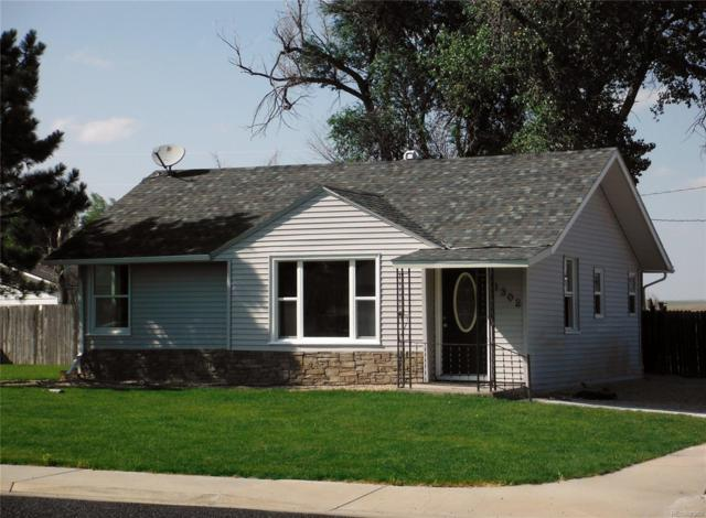 1302 8th Street, Limon, CO 80828 (#5590748) :: The DeGrood Team