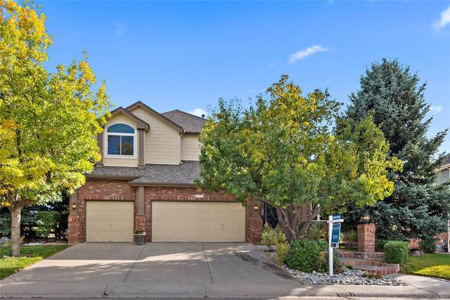 10085 Cottoncreek Drive, Highlands Ranch, CO 80130 (#5590760) :: The Peak Properties Group