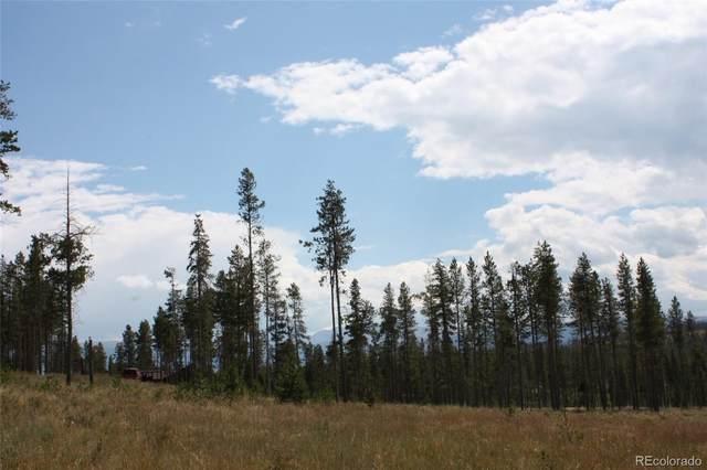 1188 County Road 511, Tabernash, CO 80478 (#5591415) :: iHomes Colorado