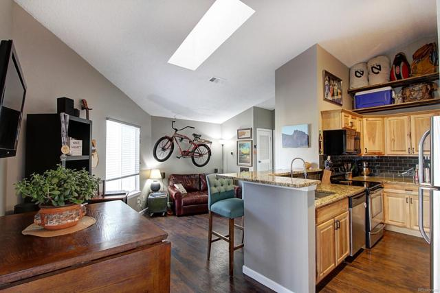 5620 W 80th Place #78, Arvada, CO 80003 (#5591545) :: Wisdom Real Estate