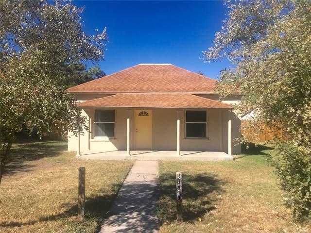 23919 Eccles Street, Elbert, CO 80106 (MLS #5591689) :: 8z Real Estate