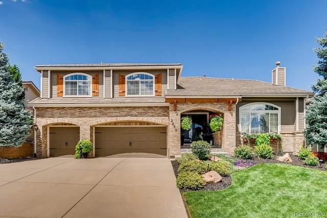 2889 Huntsford Circle, Highlands Ranch, CO 80126 (MLS #5591732) :: 8z Real Estate