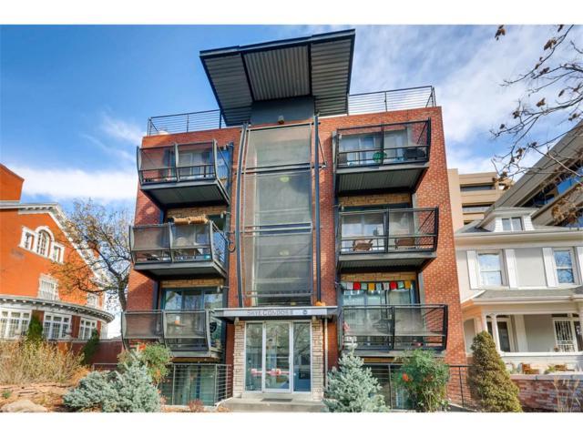 1336 N Logan Street #103, Denver, CO 80203 (#5592145) :: The Peak Properties Group