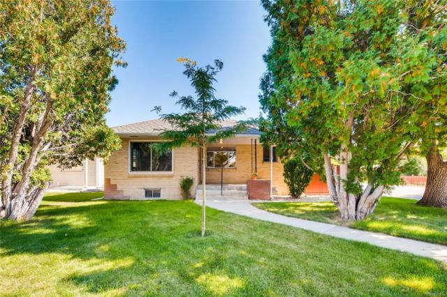 896 S Krameria Street, Denver, CO 80224 (#5592470) :: The Galo Garrido Group