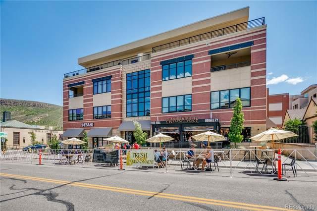 701 12th Street #341, Golden, CO 80401 (MLS #5592683) :: 8z Real Estate