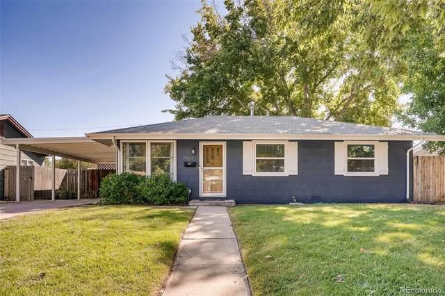 4860 E Kansas Drive, Denver, CO 80246 (MLS #5592983) :: Find Colorado